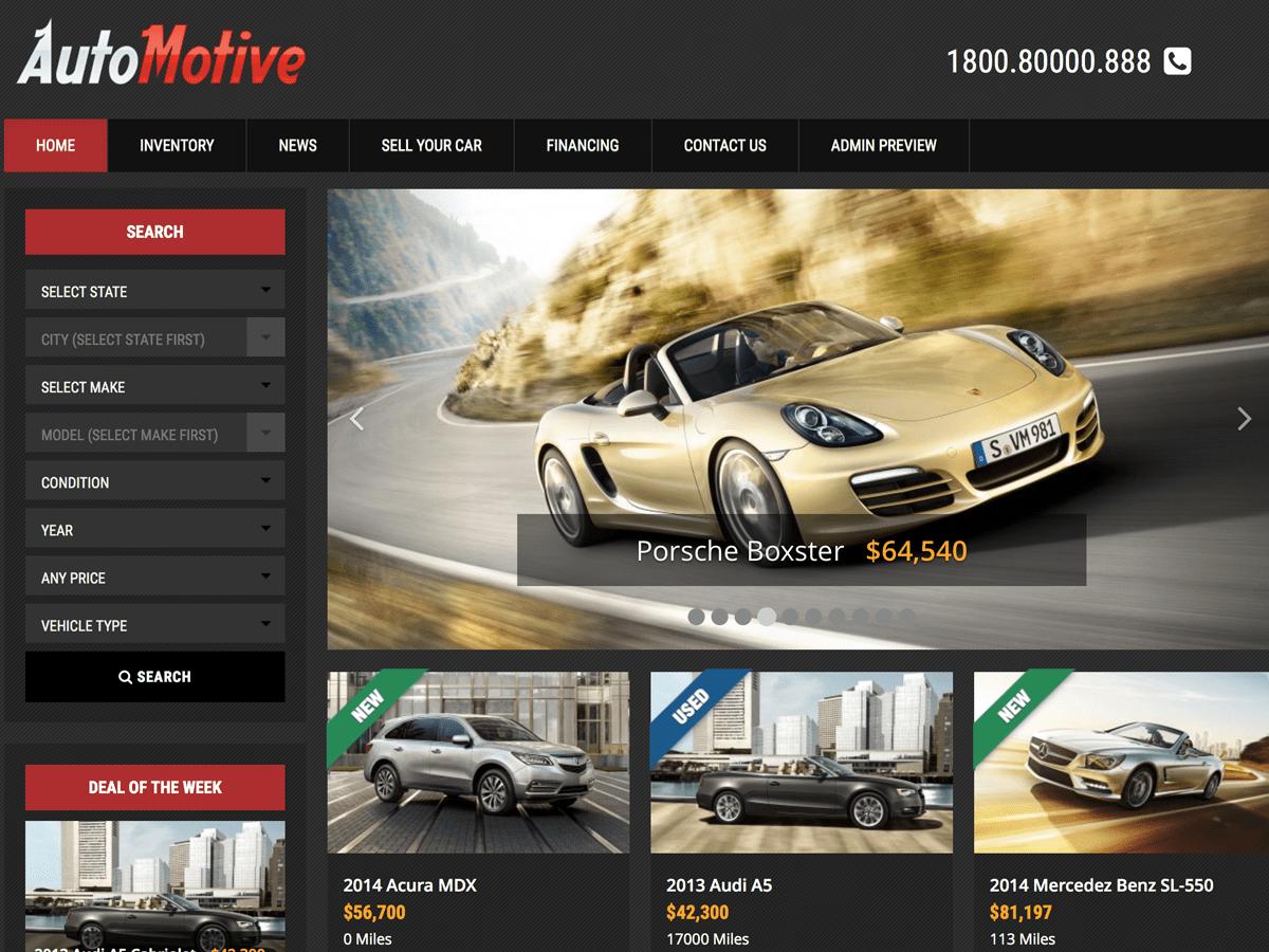 automotive deluxe pro